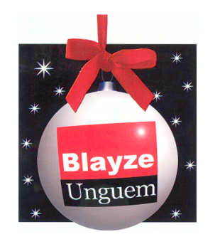 Merry Christmas from Blayze Unguem